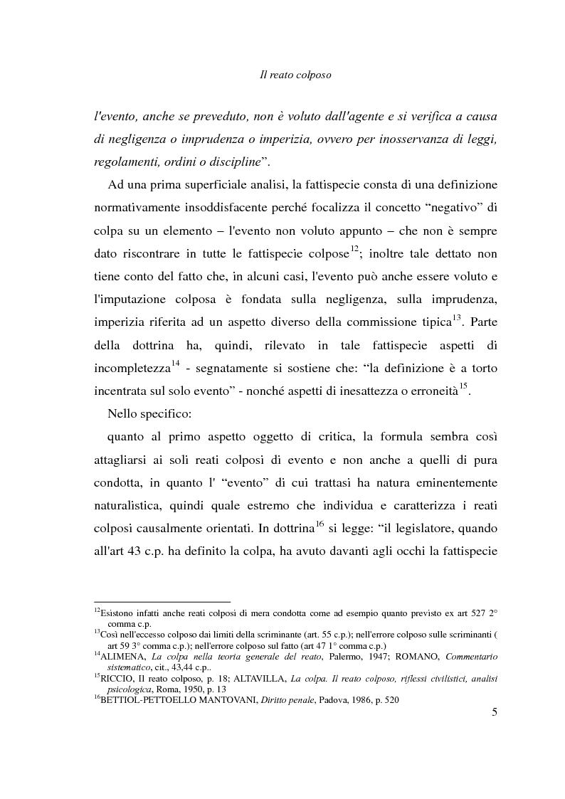 Anteprima della tesi: Adeguatezza sociale e attività sportiva, Pagina 5