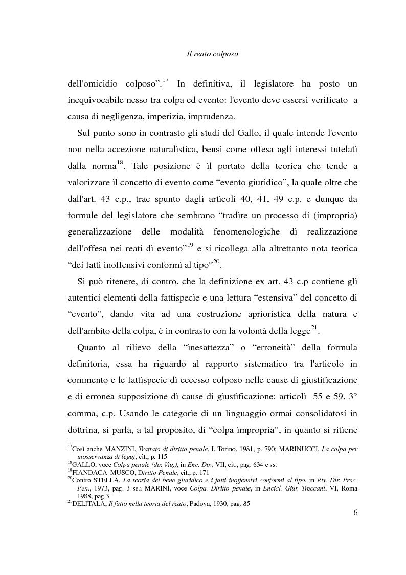 Anteprima della tesi: Adeguatezza sociale e attività sportiva, Pagina 6