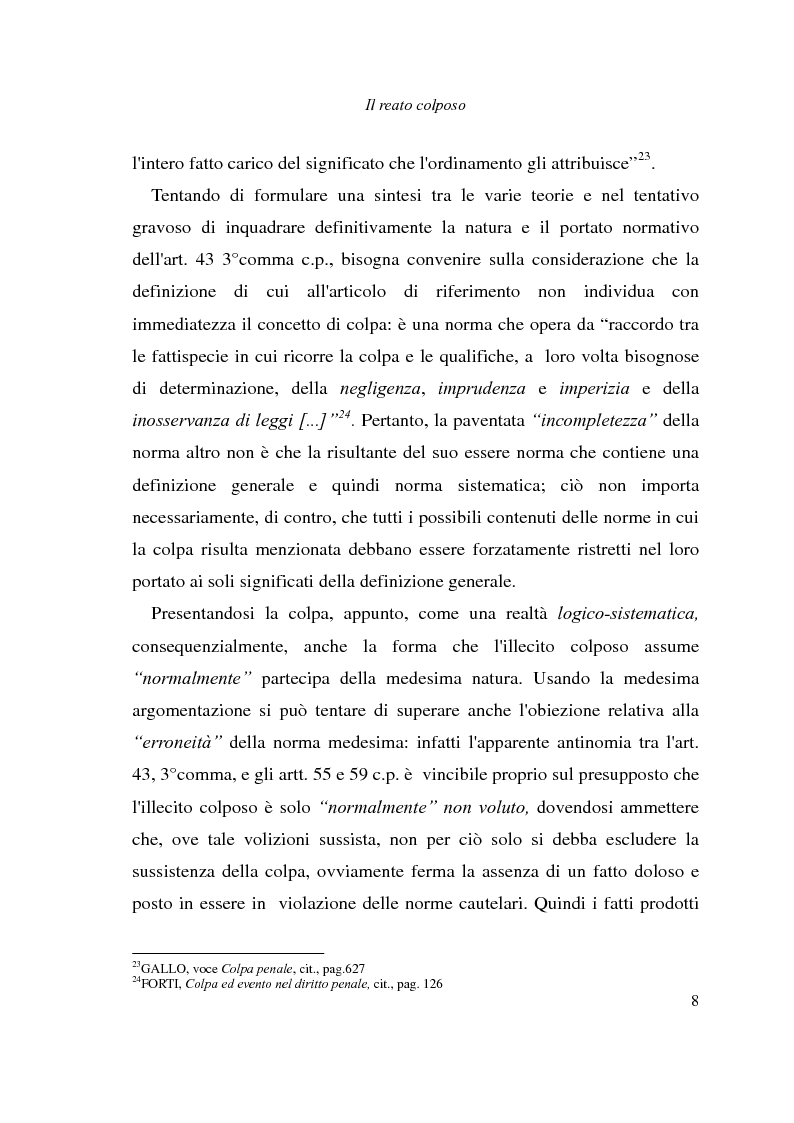 Anteprima della tesi: Adeguatezza sociale e attività sportiva, Pagina 8