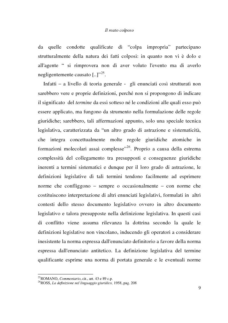 Anteprima della tesi: Adeguatezza sociale e attività sportiva, Pagina 9