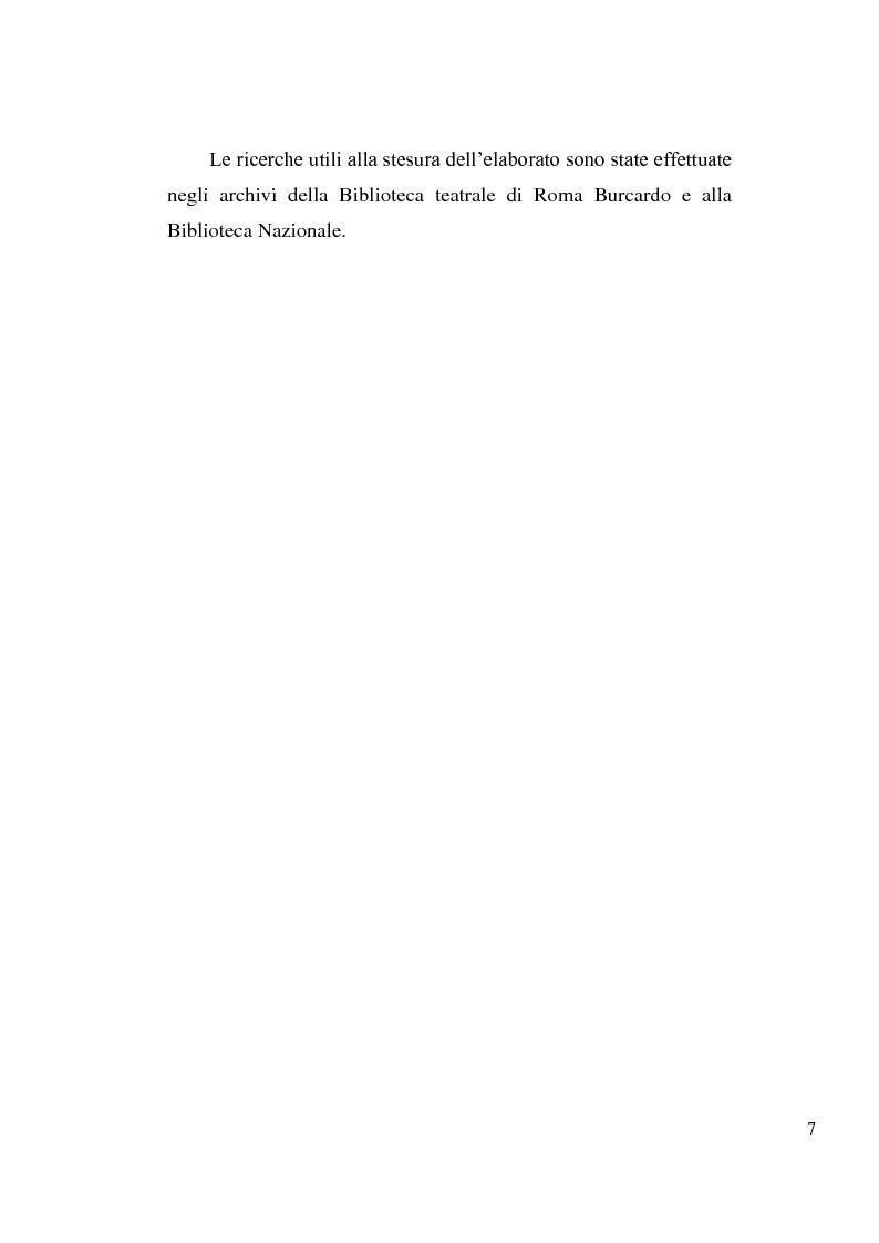 Anteprima della tesi: La tragedia alfieriana di Modena, Rossi e Salvini, Pagina 6