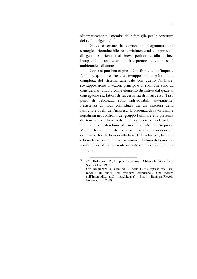 Anteprima della tesi: L'internazionalizzazione delle Pmi: il caso moda Italia, Pagina 12