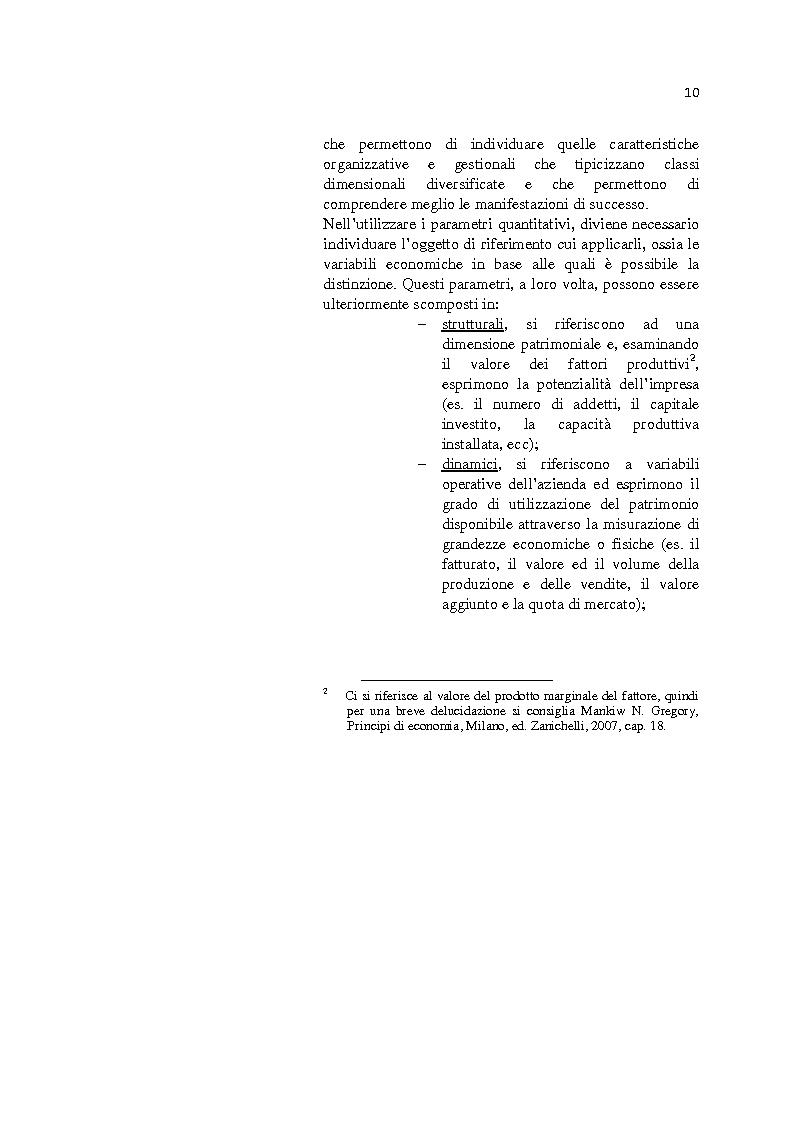 Anteprima della tesi: L'internazionalizzazione delle Pmi: il caso moda Italia, Pagina 6