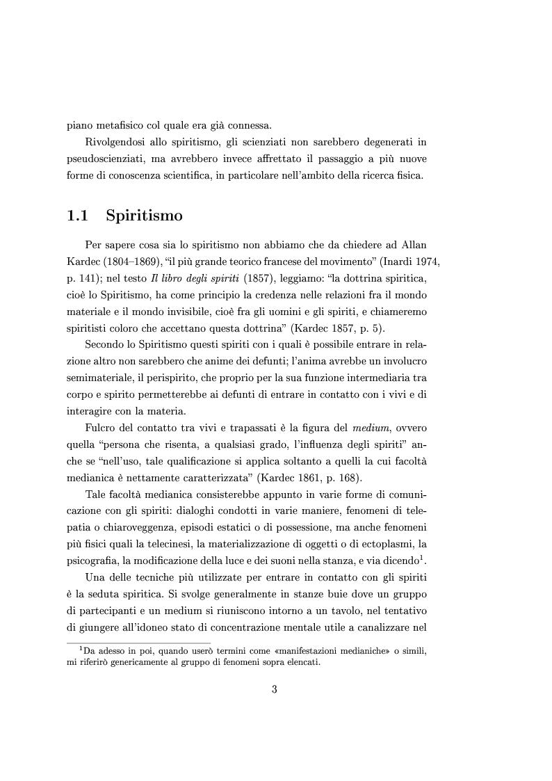Anteprima della tesi: La teosofia e la scienza, Pagina 3