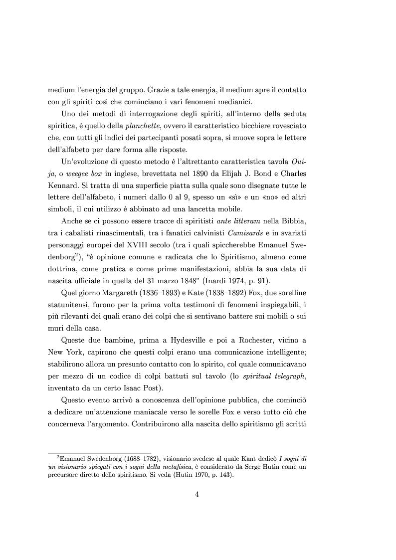 Anteprima della tesi: La teosofia e la scienza, Pagina 4