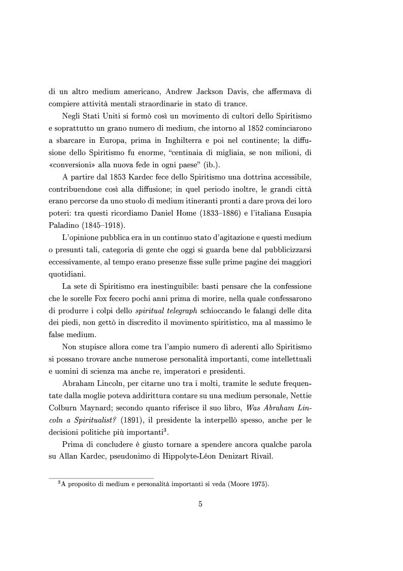 Anteprima della tesi: La teosofia e la scienza, Pagina 5
