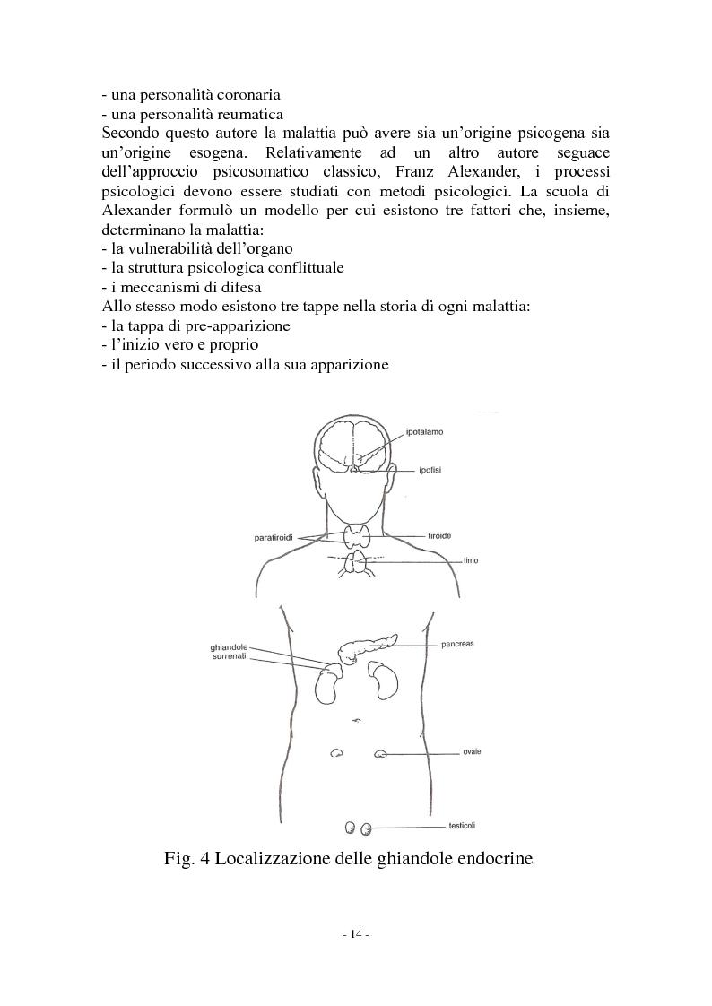 Anteprima della tesi: Call center e telestress. La patologia corre sl filo del telefono: quando lavorare diventa una malattia., Pagina 8