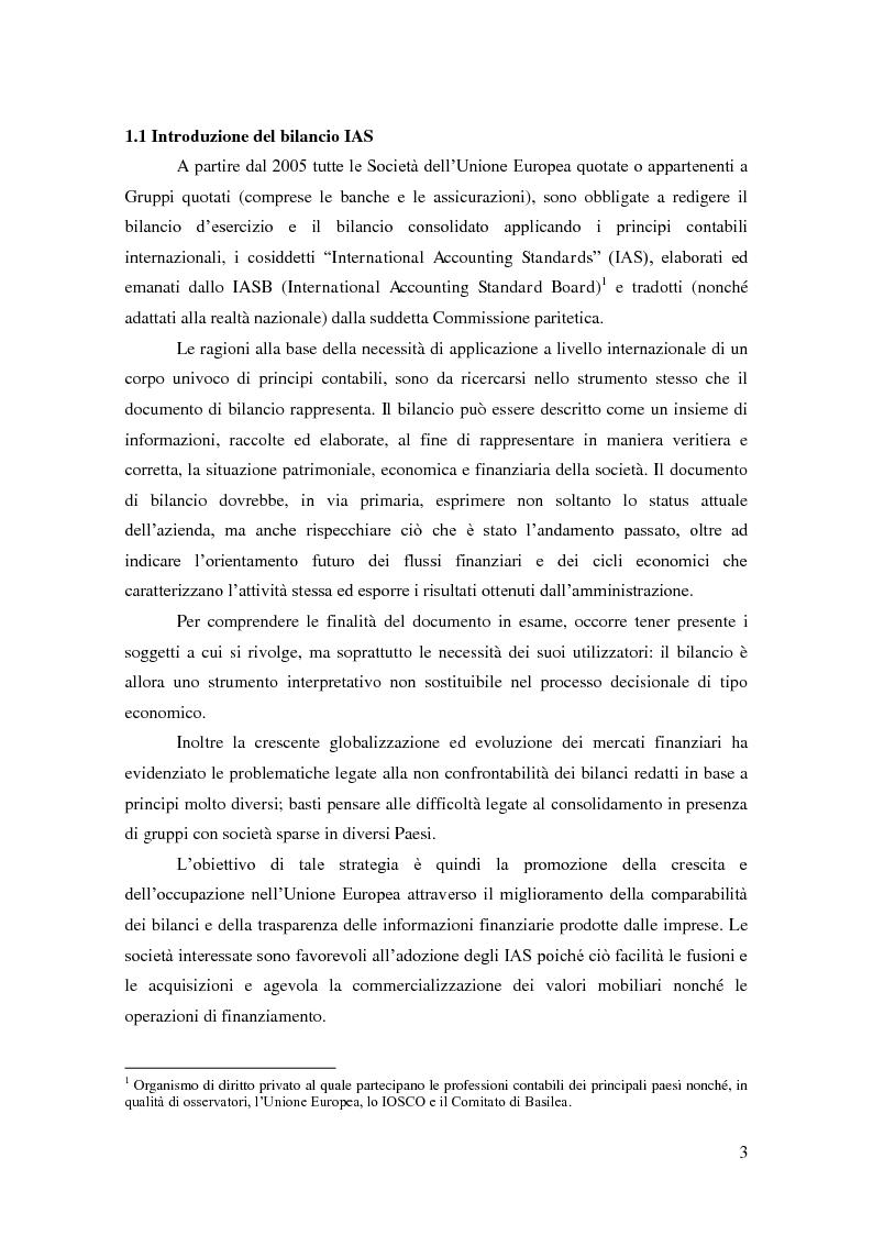 Anteprima della tesi: La revisione del bilancio di esercizio nelle BCC, Pagina 3