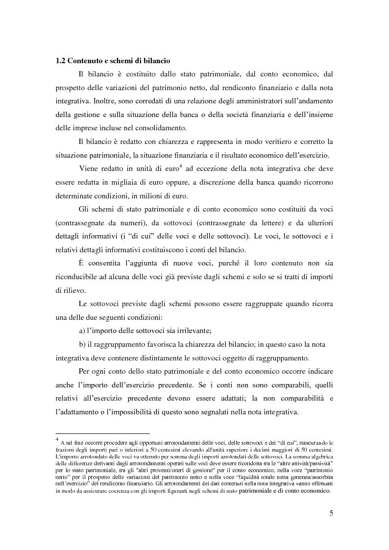 Anteprima della tesi: La revisione del bilancio di esercizio nelle BCC, Pagina 5