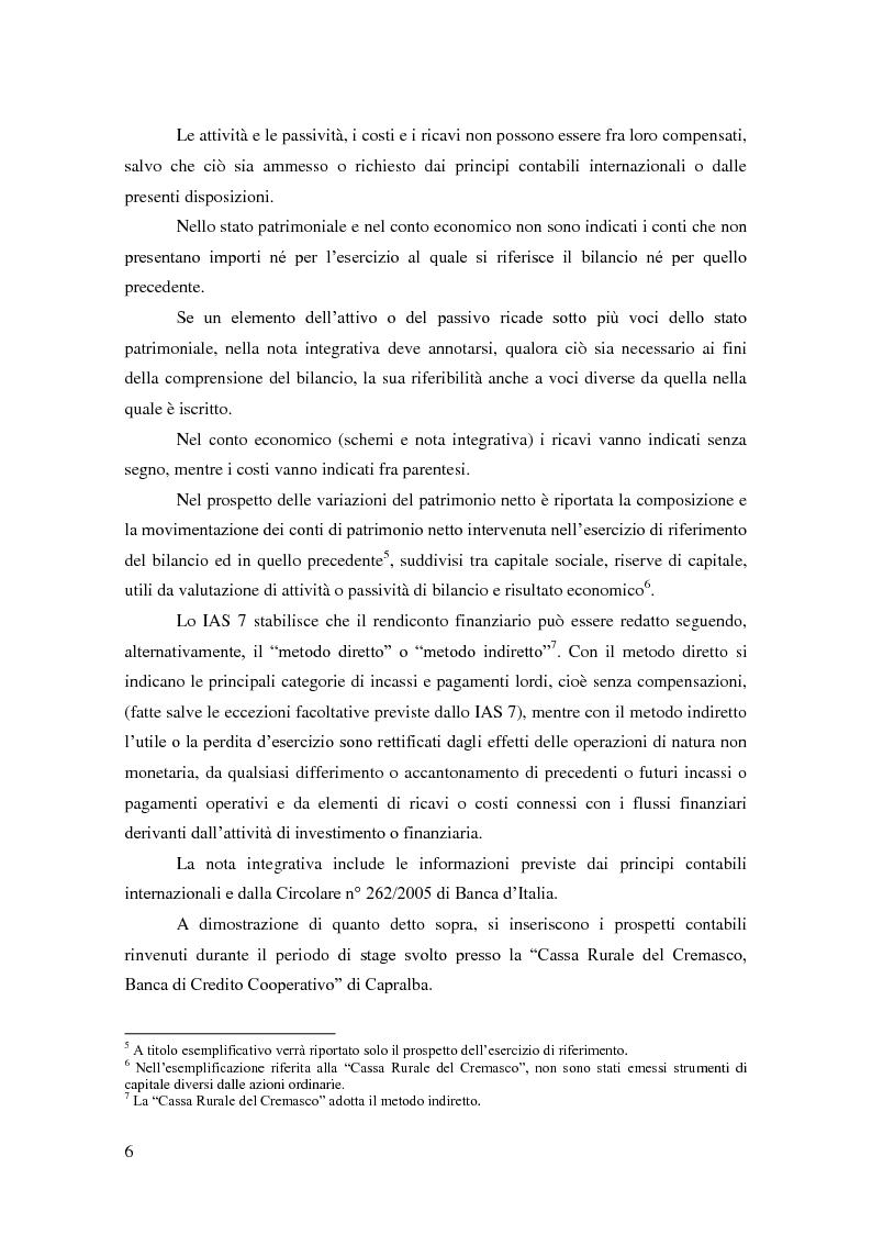 Anteprima della tesi: La revisione del bilancio di esercizio nelle BCC, Pagina 6