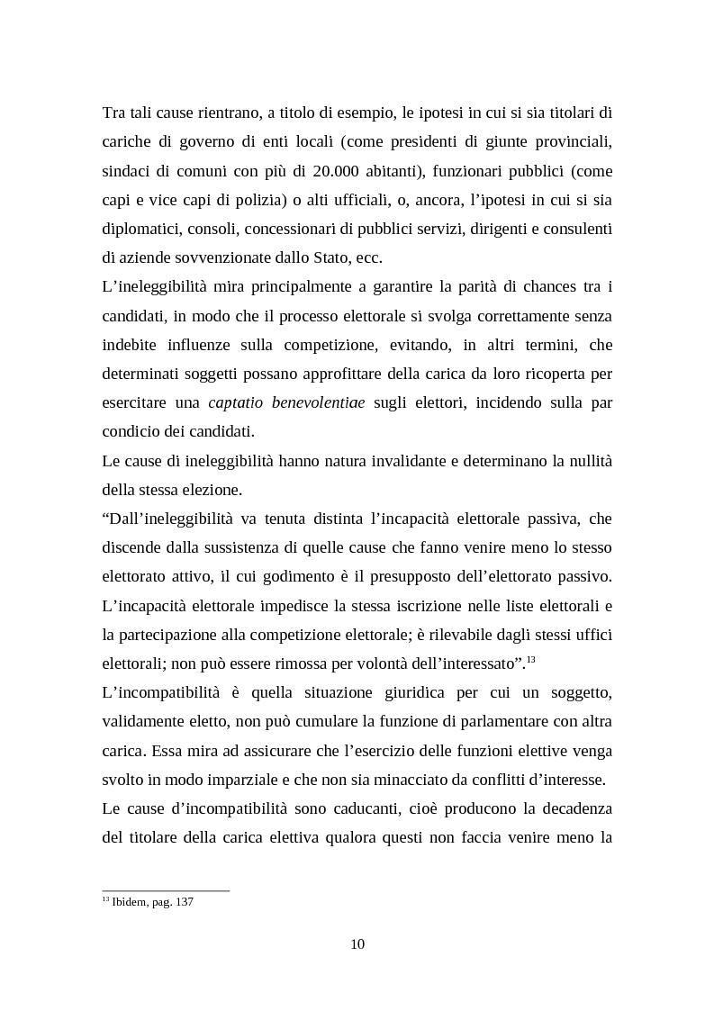 Anteprima della tesi: Il legislativo in Italia e in Francia: esperienze a confronto, Pagina 8