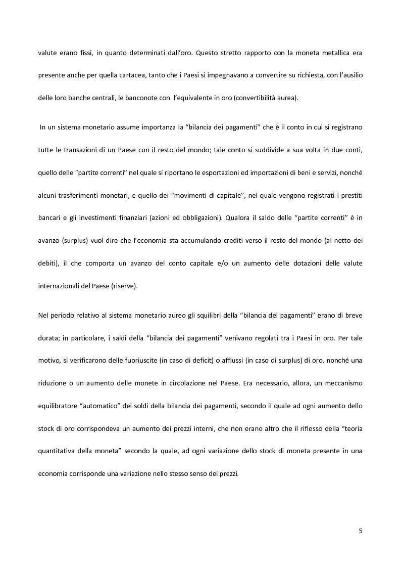 Anteprima della tesi: Il Fondo Monetario Internazionale e i principi di condizionalità, Pagina 5
