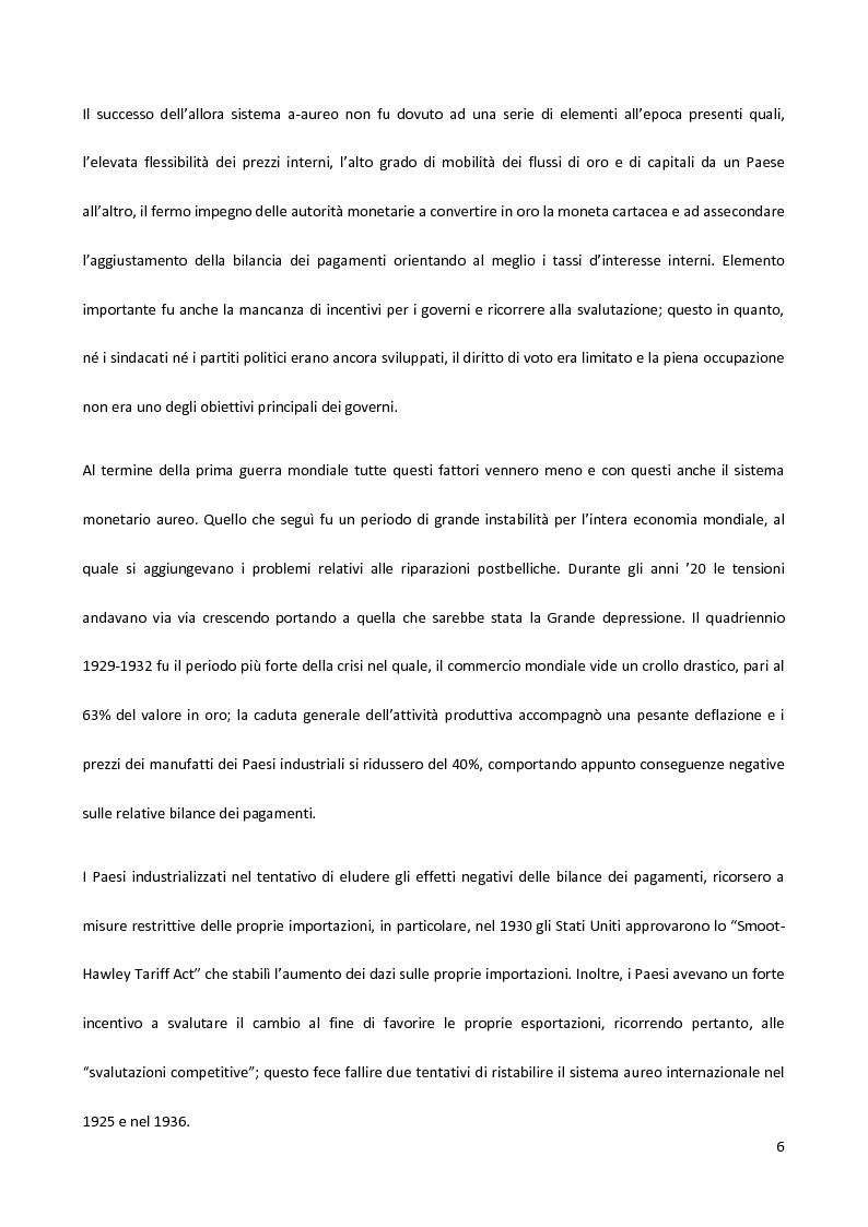 Anteprima della tesi: Il Fondo Monetario Internazionale e i principi di condizionalità, Pagina 6