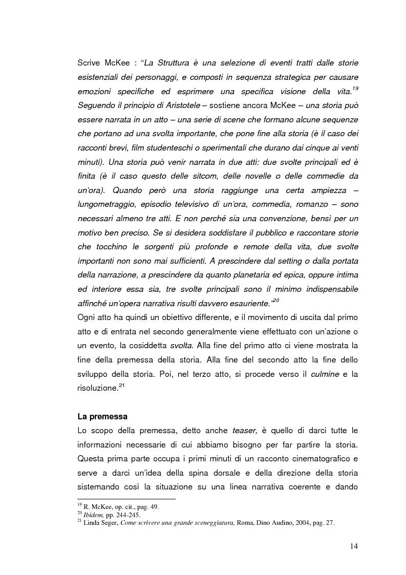 """Anteprima della tesi: """"I liceali"""" e """"Gossip Girl"""": il teen drama e le sue caratteristiche drammaturgiche ed etiche, Pagina 10"""