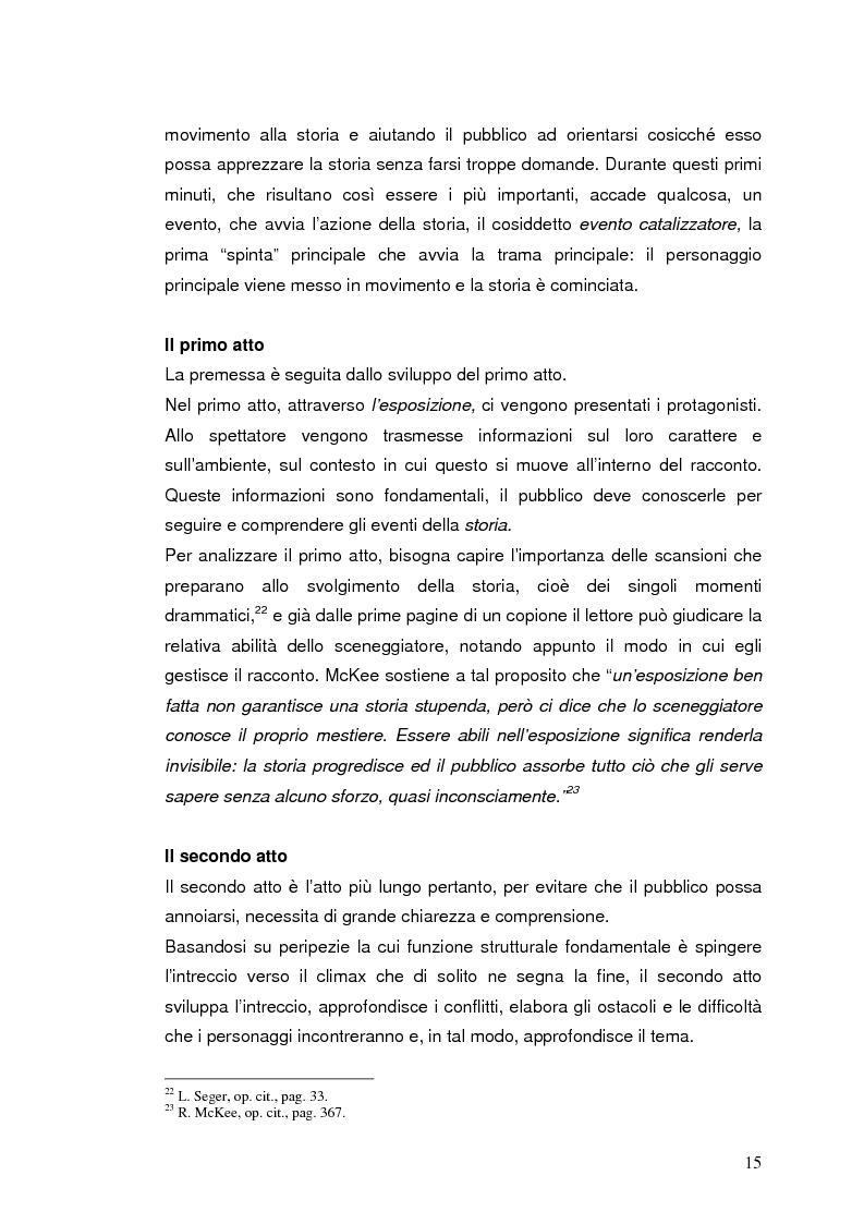 """Anteprima della tesi: """"I liceali"""" e """"Gossip Girl"""": il teen drama e le sue caratteristiche drammaturgiche ed etiche, Pagina 11"""