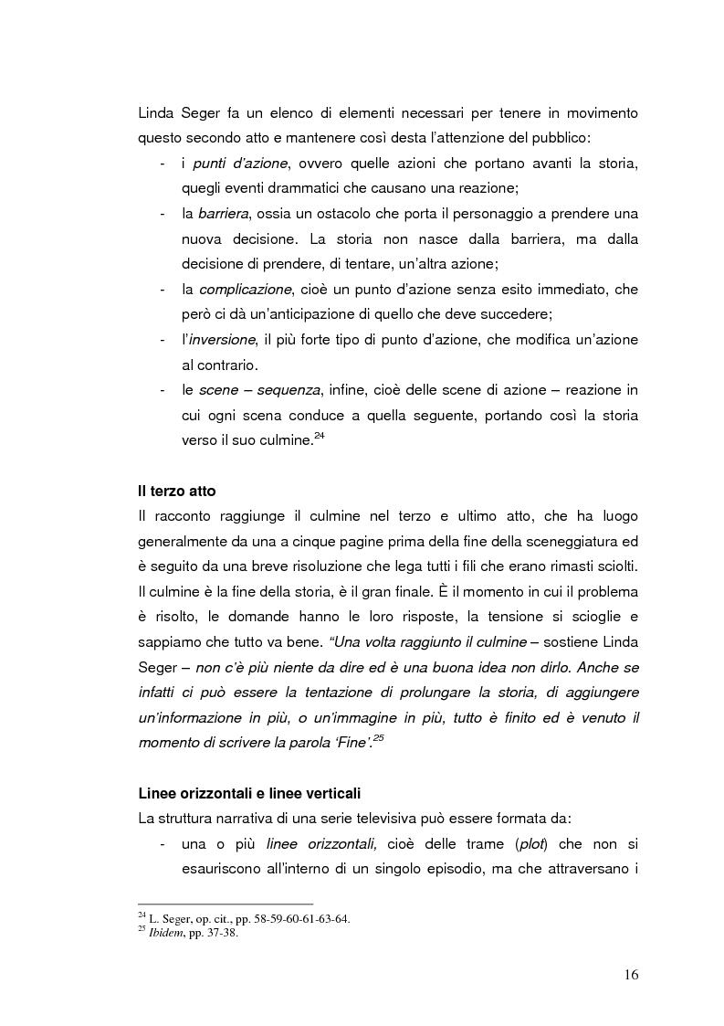 """Anteprima della tesi: """"I liceali"""" e """"Gossip Girl"""": il teen drama e le sue caratteristiche drammaturgiche ed etiche, Pagina 12"""