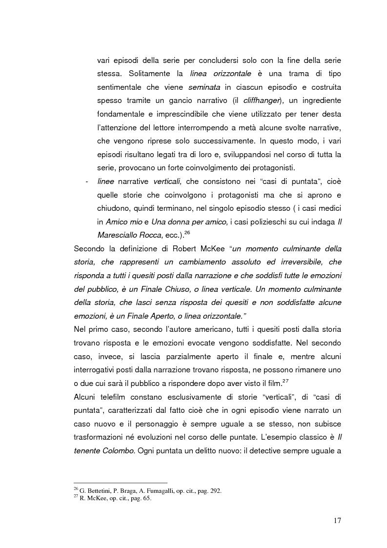 """Anteprima della tesi: """"I liceali"""" e """"Gossip Girl"""": il teen drama e le sue caratteristiche drammaturgiche ed etiche, Pagina 13"""