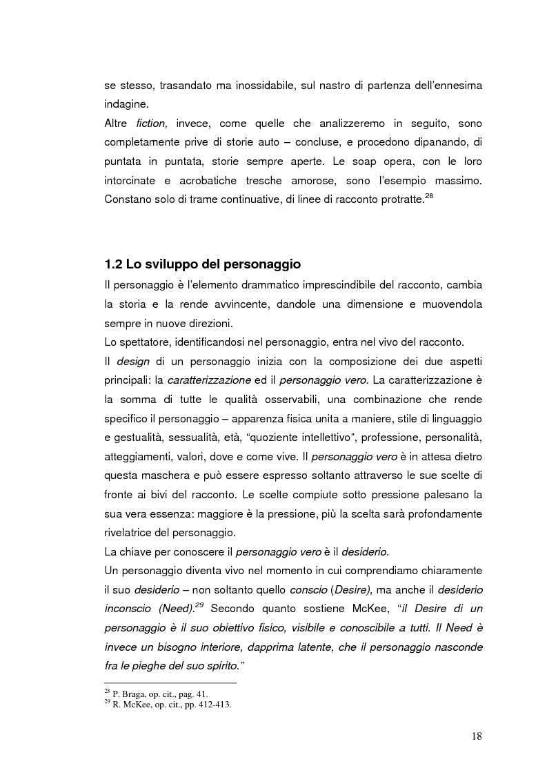 """Anteprima della tesi: """"I liceali"""" e """"Gossip Girl"""": il teen drama e le sue caratteristiche drammaturgiche ed etiche, Pagina 14"""