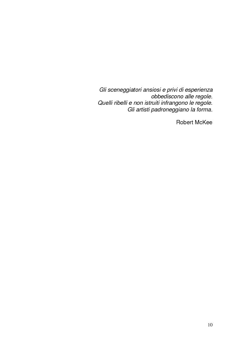"""Anteprima della tesi: """"I liceali"""" e """"Gossip Girl"""": il teen drama e le sue caratteristiche drammaturgiche ed etiche, Pagina 6"""