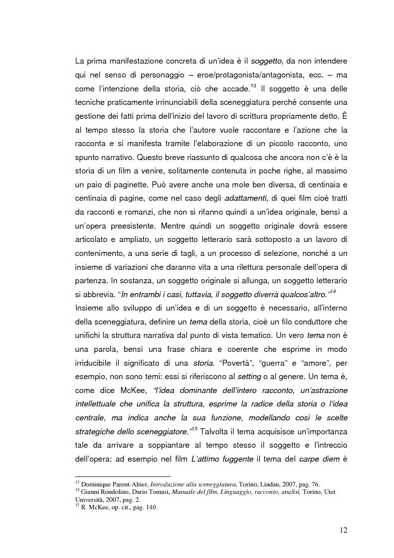 """Anteprima della tesi: """"I liceali"""" e """"Gossip Girl"""": il teen drama e le sue caratteristiche drammaturgiche ed etiche, Pagina 8"""