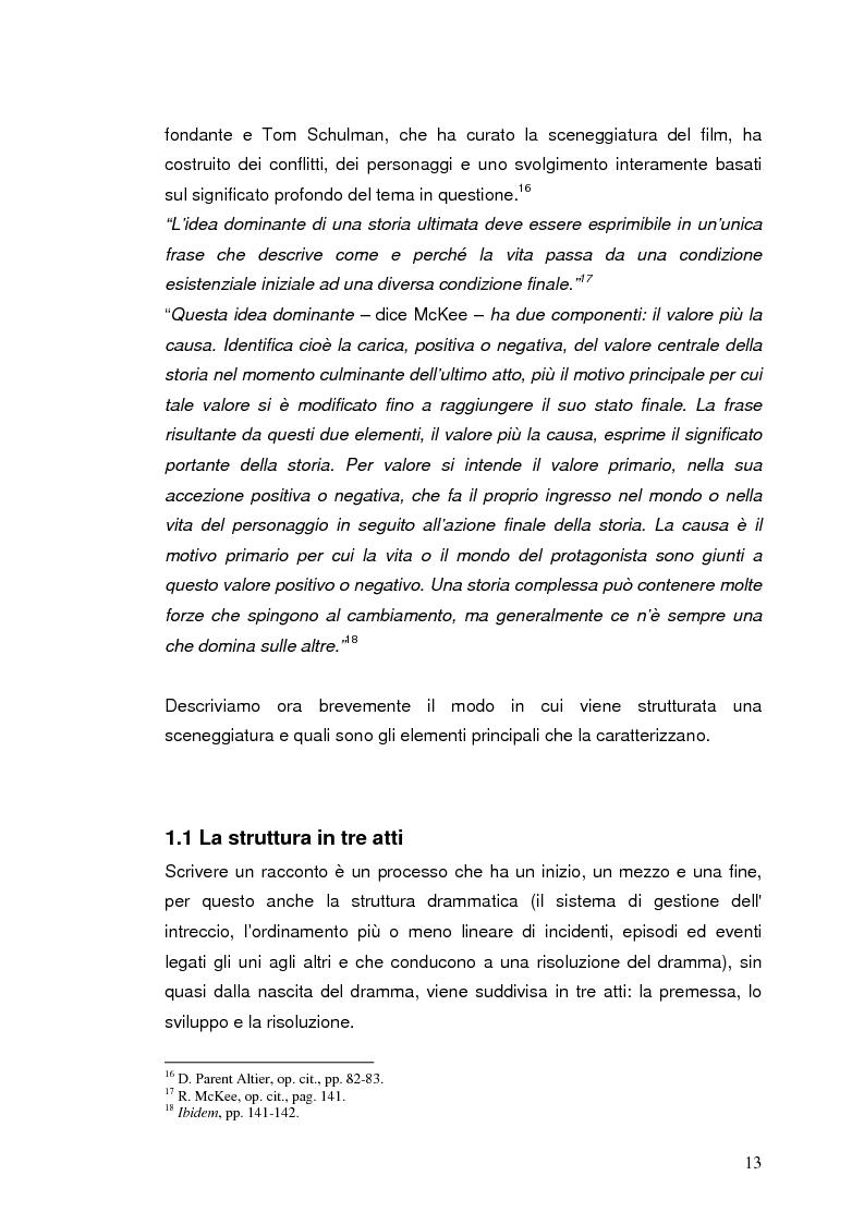 """Anteprima della tesi: """"I liceali"""" e """"Gossip Girl"""": il teen drama e le sue caratteristiche drammaturgiche ed etiche, Pagina 9"""
