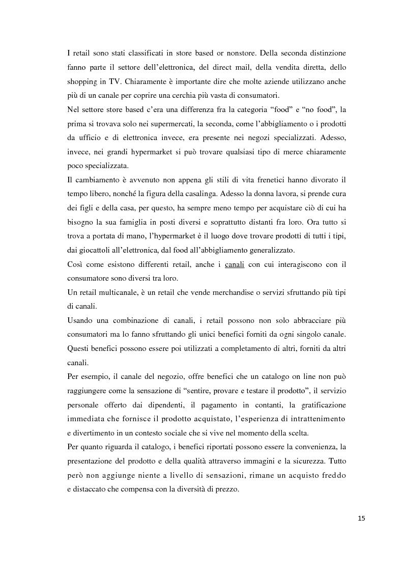 Anteprima della tesi: Il temporary store come tecnica di retail marketing, Pagina 10