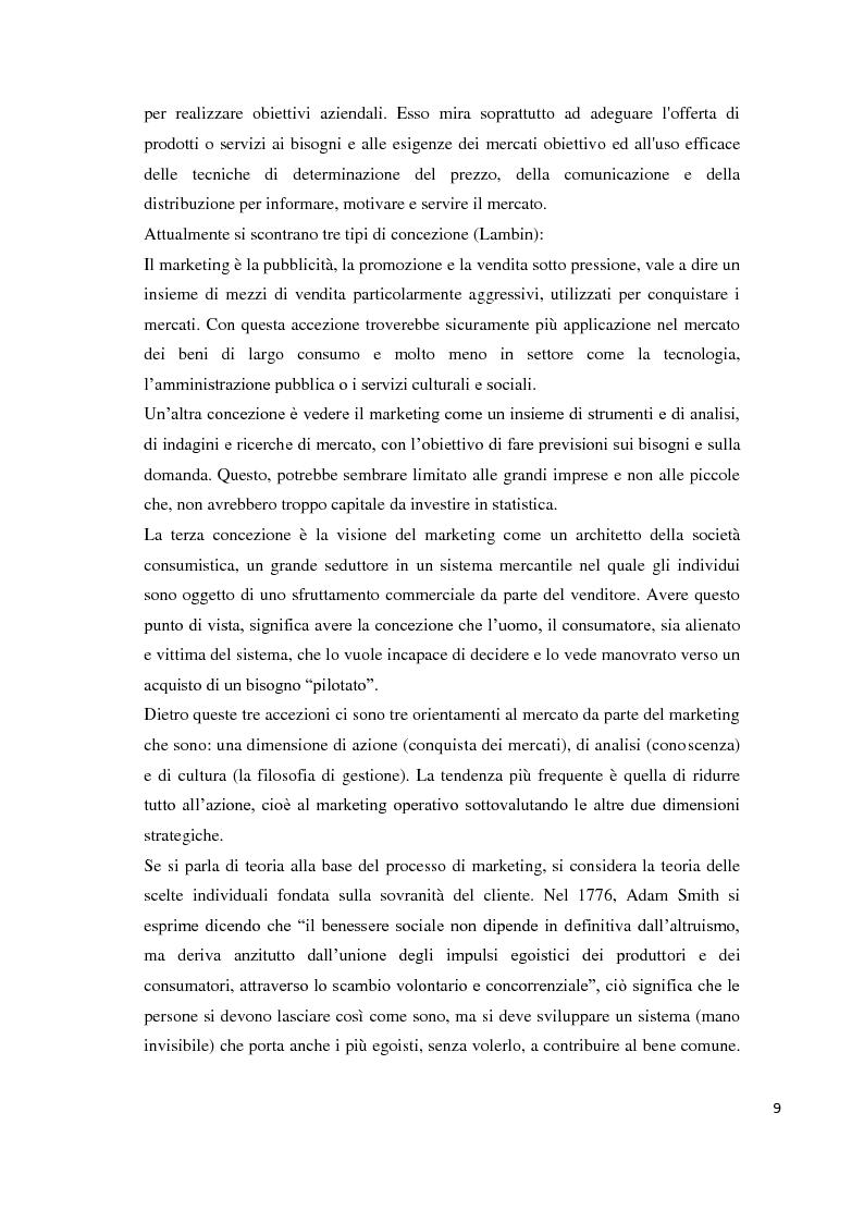 Anteprima della tesi: Il temporary store come tecnica di retail marketing, Pagina 4