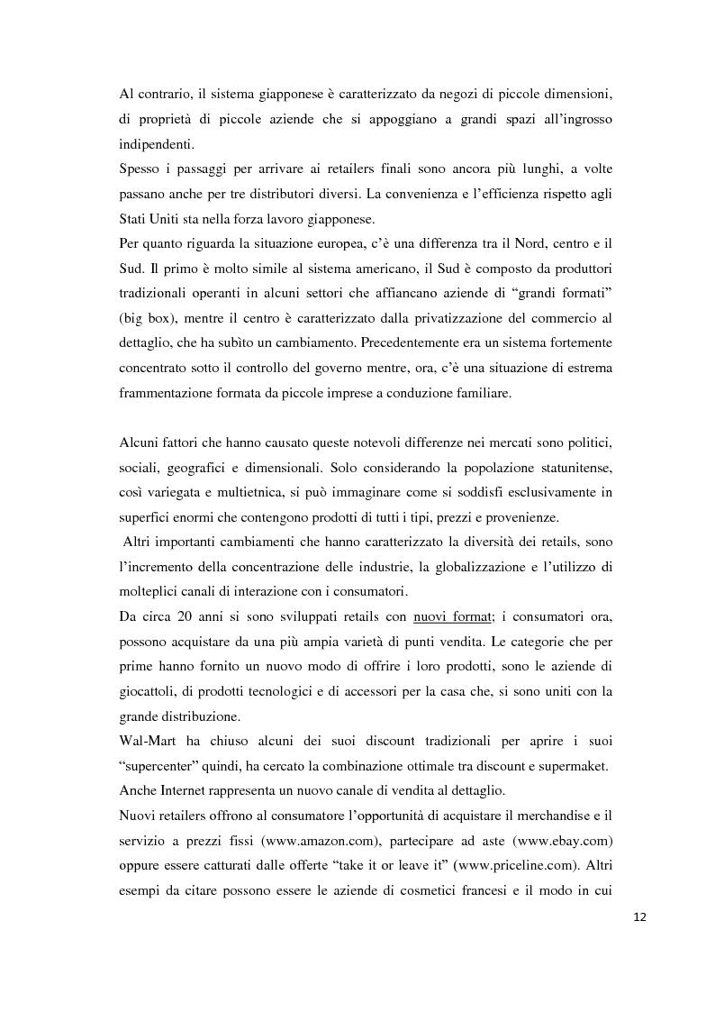 Anteprima della tesi: Il temporary store come tecnica di retail marketing, Pagina 7
