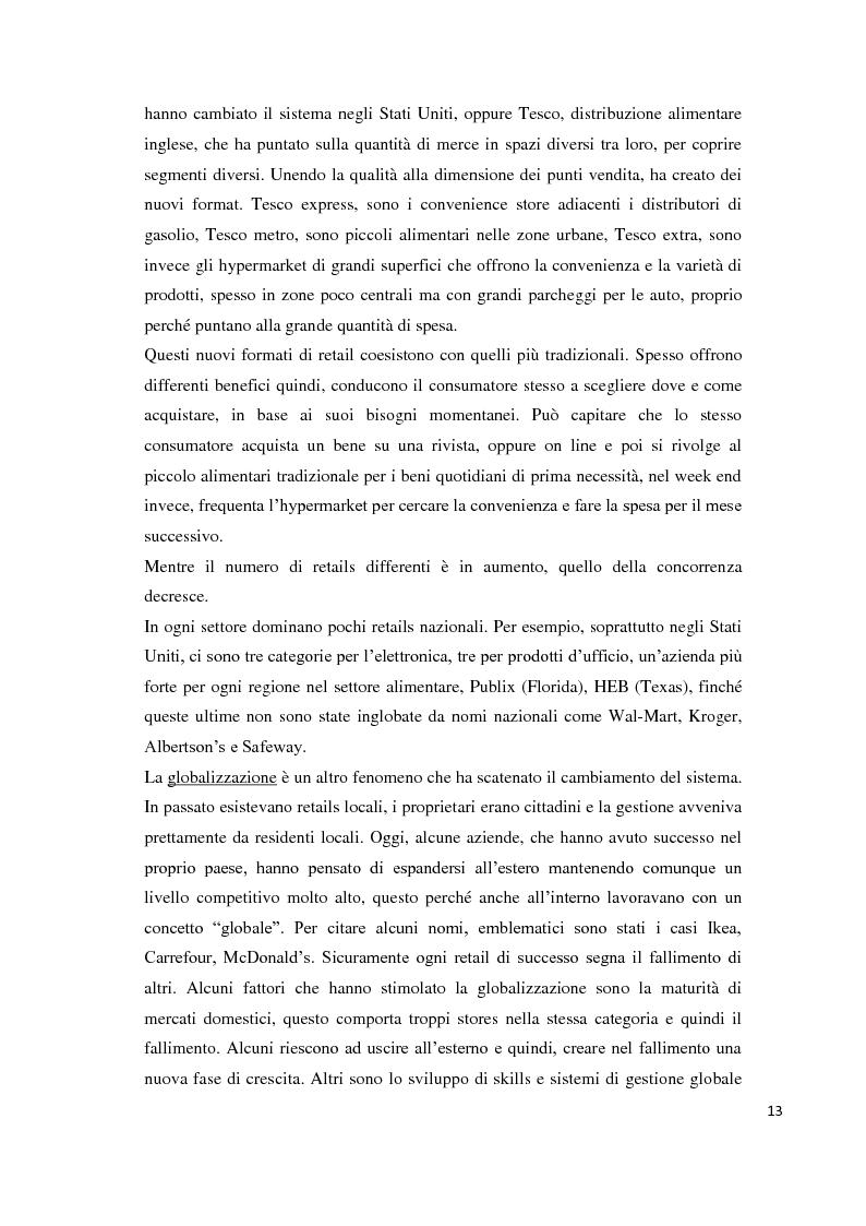 Anteprima della tesi: Il temporary store come tecnica di retail marketing, Pagina 8