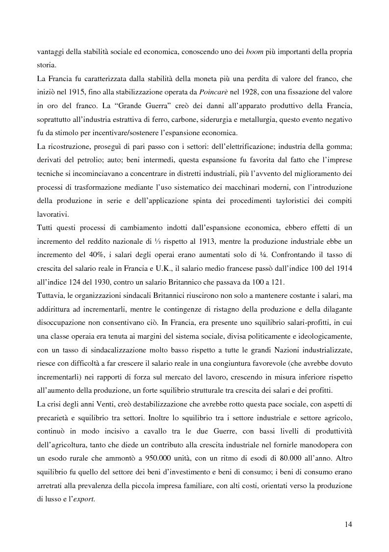 Anteprima della tesi: L'attualità del Grande Crollo degli anni Trenta, Pagina 6