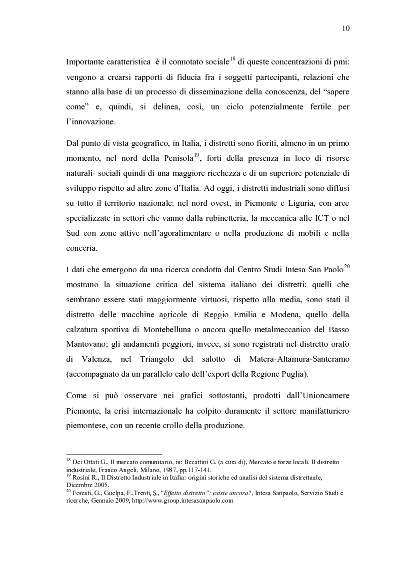 Anteprima della tesi: Ricerche e studi sull'evoluzione generale del settore automobilistico in un insieme globale, Pagina 10