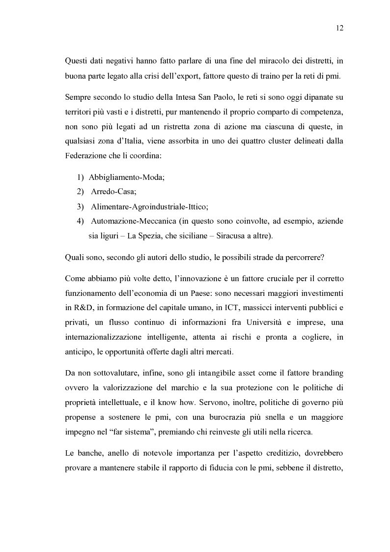 Anteprima della tesi: Ricerche e studi sull'evoluzione generale del settore automobilistico in un insieme globale, Pagina 12
