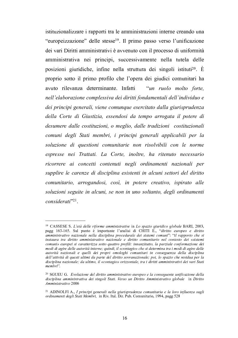 Anteprima della tesi: Il principio di buona amministrazione, Pagina 12