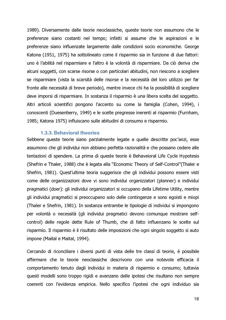 Anteprima della tesi: Un caso di innovazione finanziaria: Reverse Mortgage, Pagina 10