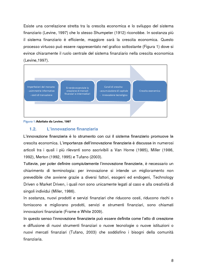 Anteprima della tesi: Un caso di innovazione finanziaria: Reverse Mortgage, Pagina 2
