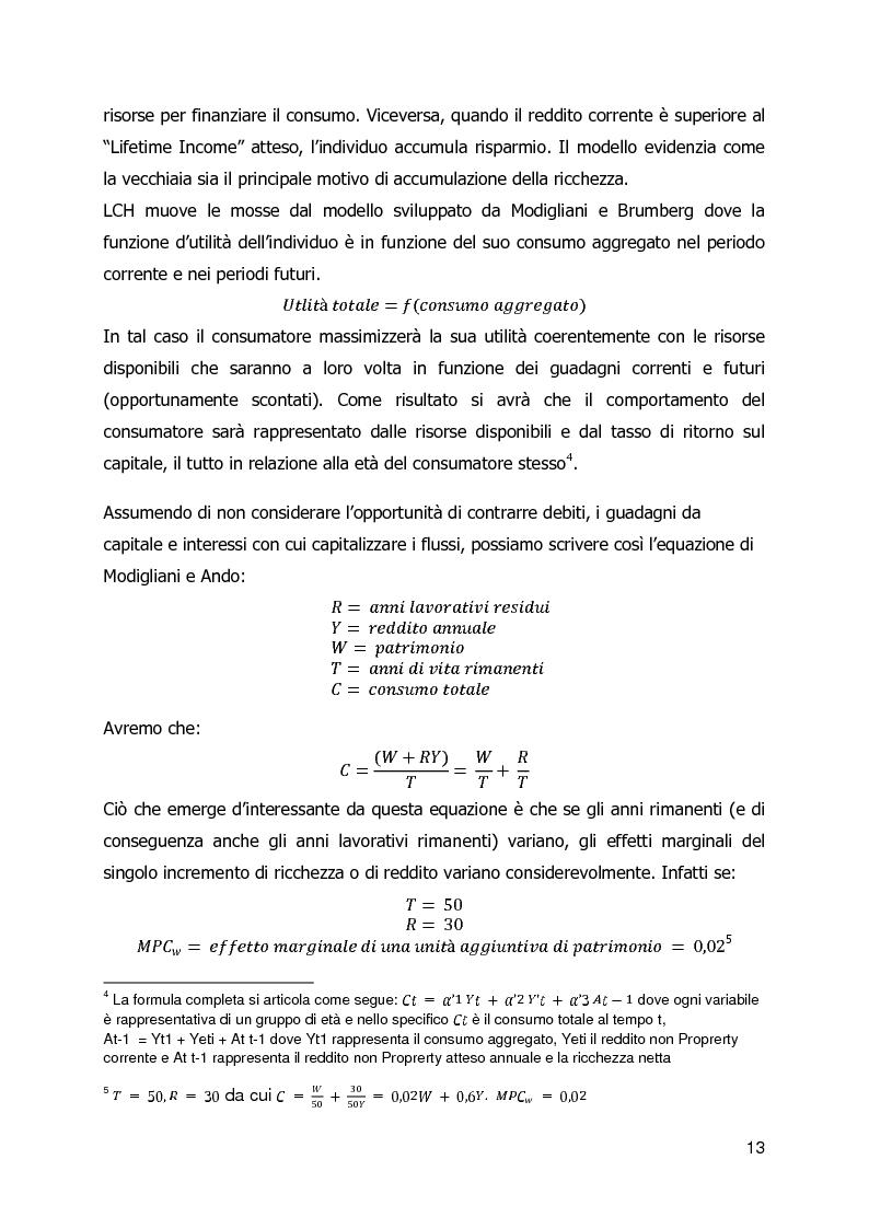 Anteprima della tesi: Un caso di innovazione finanziaria: Reverse Mortgage, Pagina 7