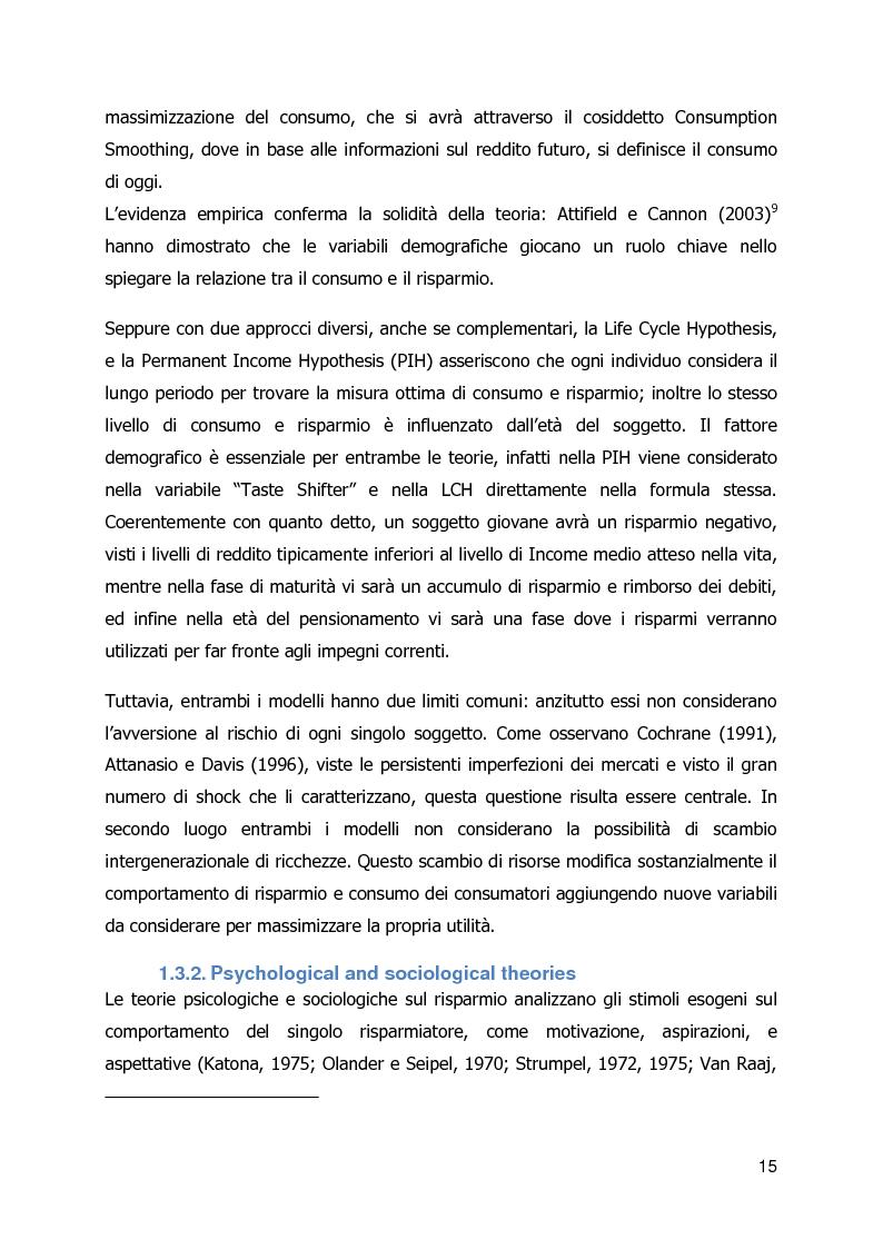 Anteprima della tesi: Un caso di innovazione finanziaria: Reverse Mortgage, Pagina 9