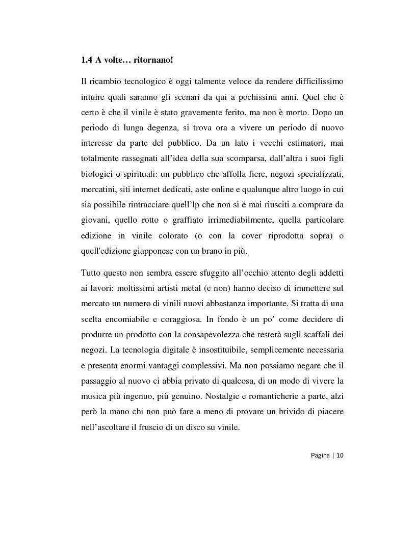 Anteprima della tesi: Musica 2.0 - Come Internet ha cambiato il panorama della musica, Pagina 10