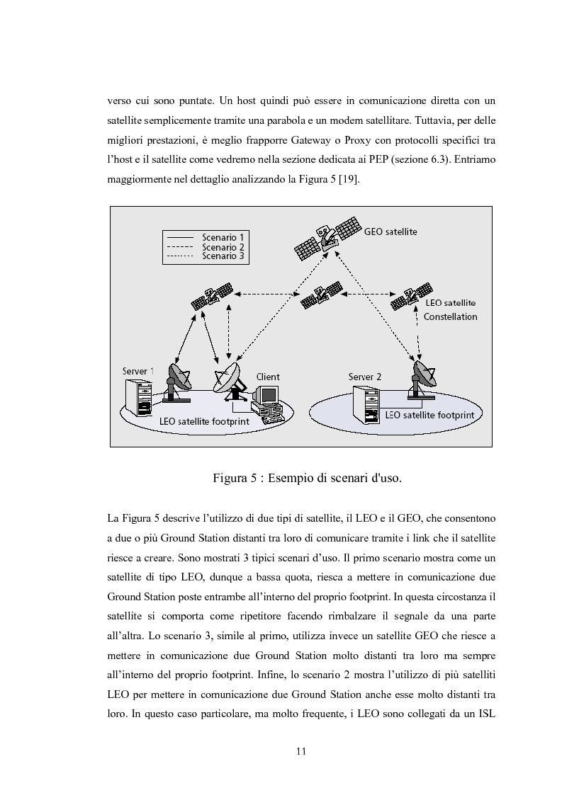 Anteprima della tesi: Protocolli basati su TCP per comunicazioni satellitari, Pagina 11