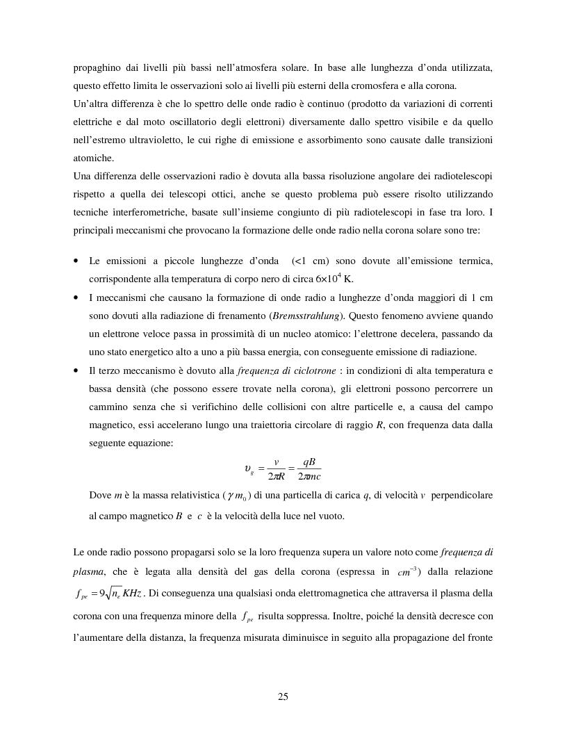 Anteprima della tesi: Studio di eventi di espulsioni di massa coronale, Pagina 14