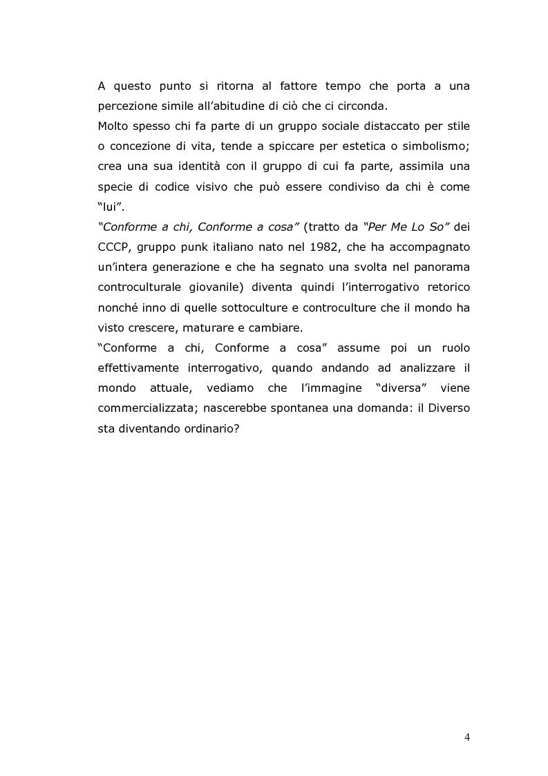 Anteprima della tesi: Conforme a chi, conforme a cosa. Sottoculture musicali e il dibattito sulla normalità., Pagina 2