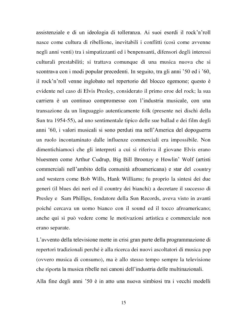 Anteprima della tesi: La musica in MP3: implicazioni e problematiche, Pagina 13