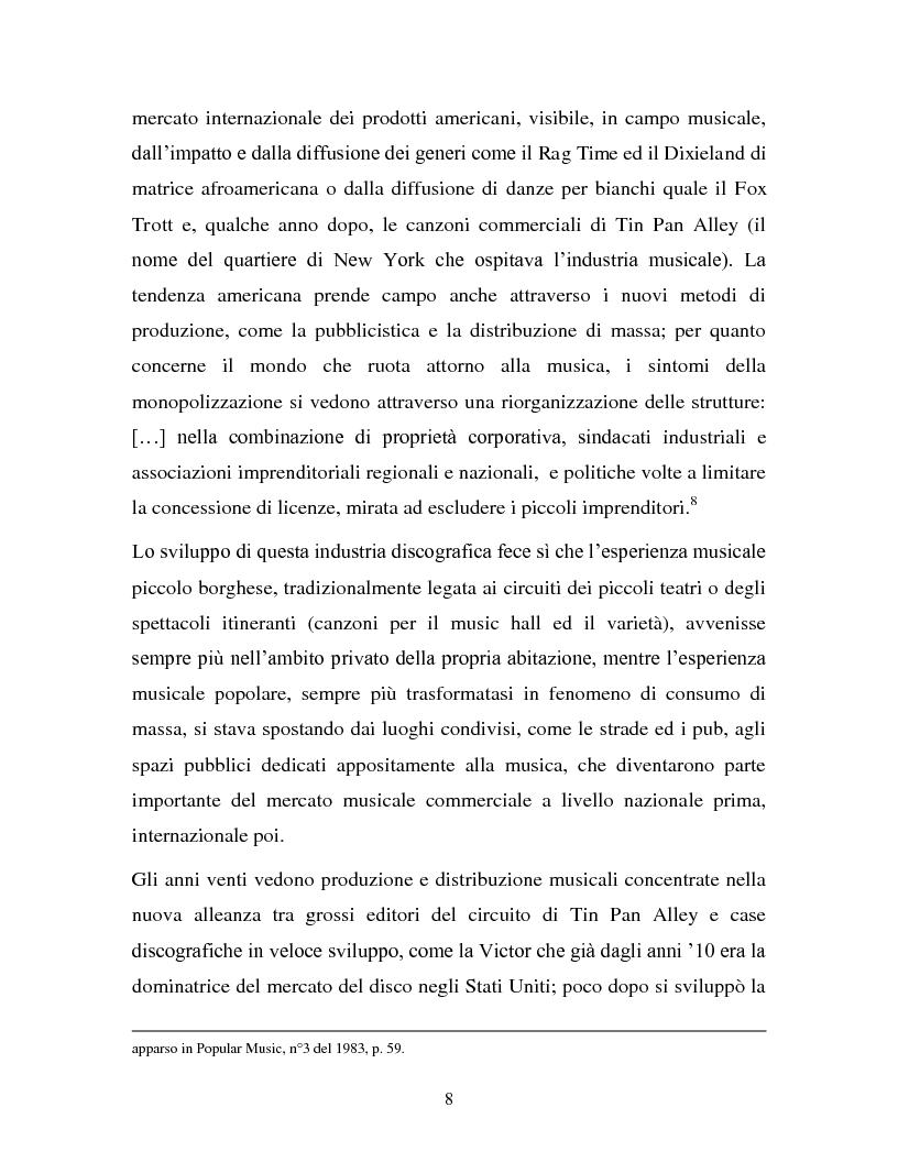 Anteprima della tesi: La musica in MP3: implicazioni e problematiche, Pagina 6