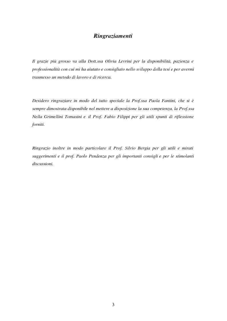 Anteprima della tesi: Un progetto di insegnamento della meccanica quantistica a livello di scuola secondaria superiore: alla ricerca di un formalismo possibile, Pagina 3