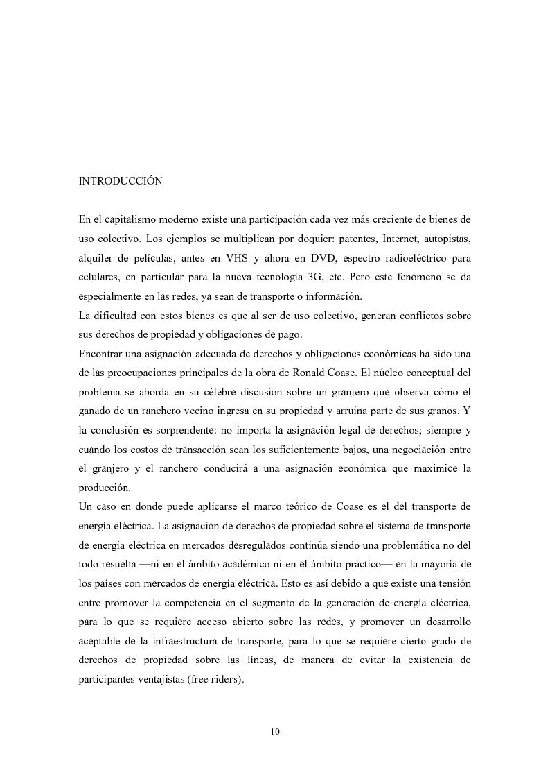 Anteprima della tesi: De granjeros, subastas y energìa - Asignación de derechos de propiedad sobre bienes de uso colectivo mediante subastas. El caso de la transmisión eléctrica en Argentina, Pagina 1