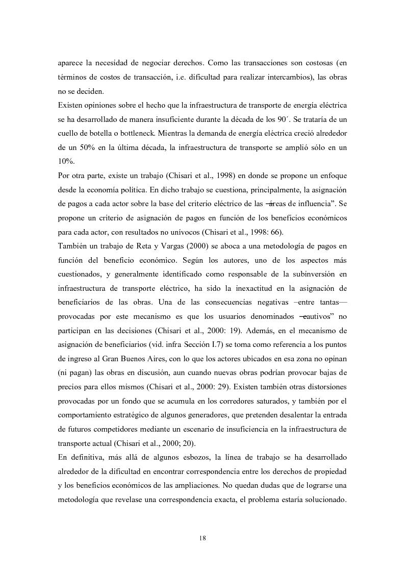 Anteprima della tesi: De granjeros, subastas y energìa - Asignación de derechos de propiedad sobre bienes de uso colectivo mediante subastas. El caso de la transmisión eléctrica en Argentina, Pagina 9