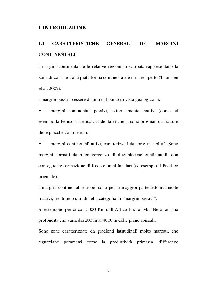 Anteprima della tesi: Struttura delle comunità procariotiche nei sedimenti profondi del Mediterraneo, Pagina 2