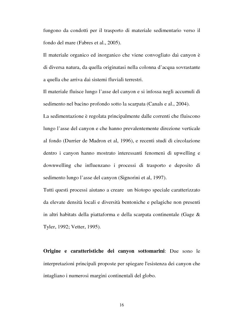 Anteprima della tesi: Struttura delle comunità procariotiche nei sedimenti profondi del Mediterraneo, Pagina 8