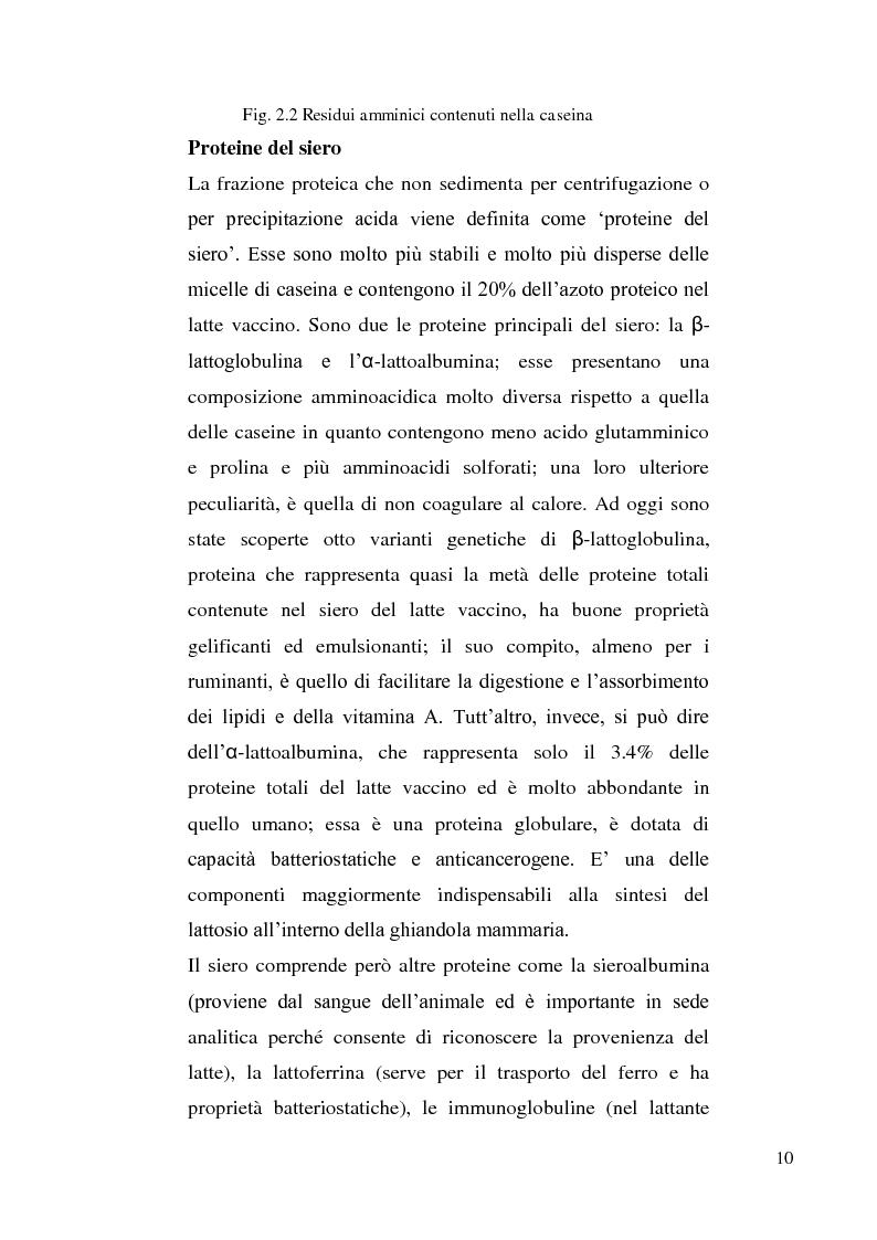 Anteprima della tesi: Sviluppo di un metodo RP-HPLC-IIR con reagente di interazione ionica per la determinazione di anioni di interesse bromatologico nel latte, Pagina 8
