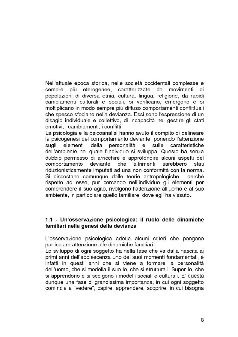 Anteprima della tesi: L'educazione in carcere: realtà o utopia?, Pagina 4